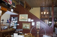 Inside the Historical Society