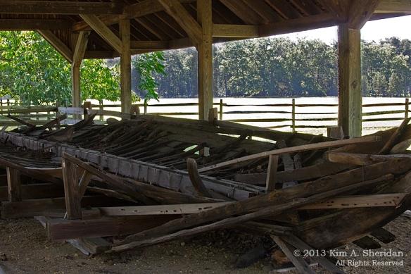 Pine Barrens Batsto Ore Boat acs_3184
