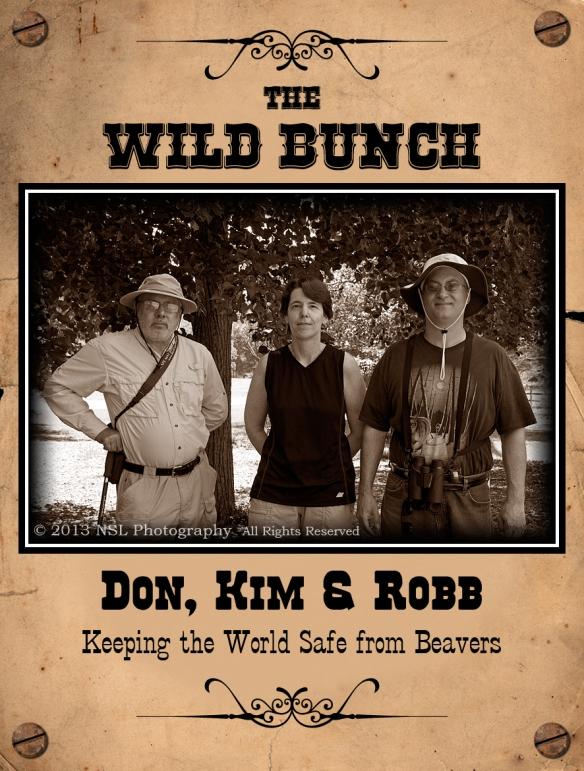 Wild Bunch Poster 1