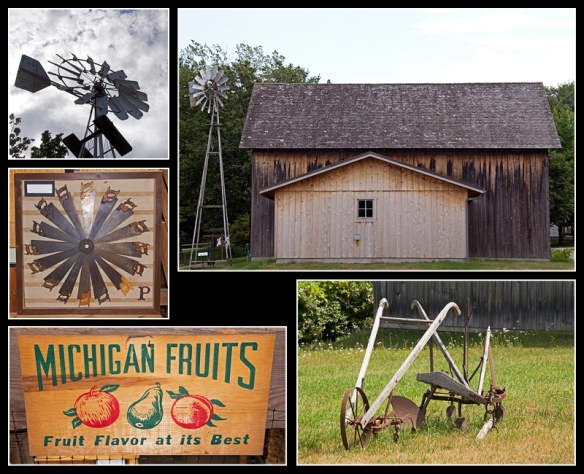 WPV Barn Collage