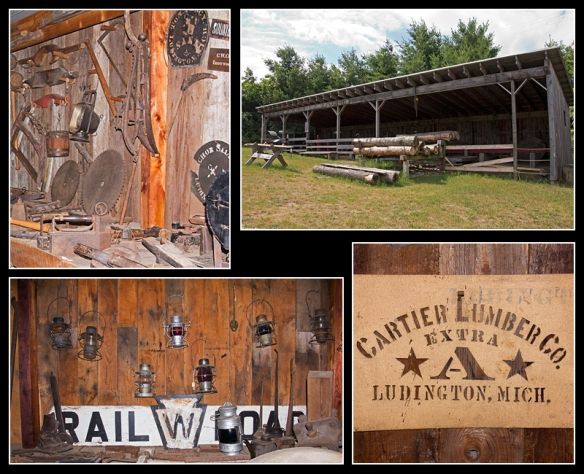 WPV Lumber Collage