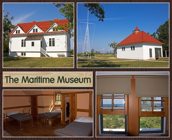 Maritime Museum Collage