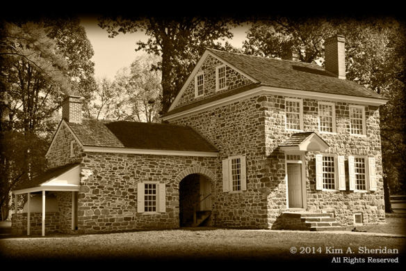 Valley Forge Washingtons HQ_9412ac sepia