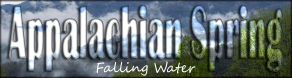 Appalachian Spring Title Waterfalls