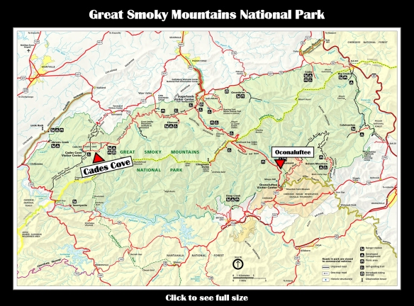 Map GSMNP Bearly There
