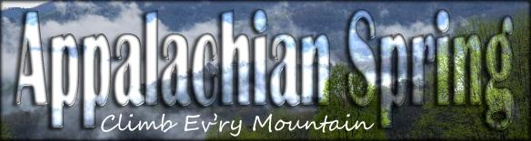 Appalachian Spring Title Subtitle